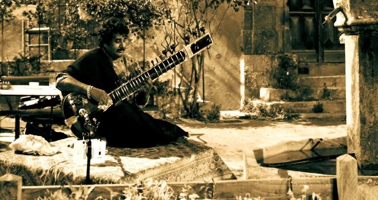Jeudi 10 oct : concert de sitar